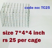 travell cage for sale rs 25 ct 7708447097  delivery any where to india