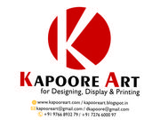 Kapoore Art for Designing,  Display & Printing Service Provider. - Nash