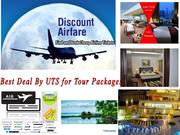 Book Domestic and International Tour Packages,  Flights