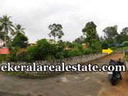 Residential house plot sale  9cents at Malayinkeezhu Trivandrum