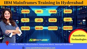 IBM Mainframes Training in Hyderabad