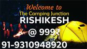 Camping in Rishikesh Deewali Offer| Start From - Rs 2000/-