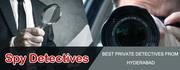 Top Detective Agencies & Private Investigators Company in Hyderabad