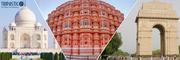 The Golden Triangle Tour | Delhi Jaipur Agra Travel Package