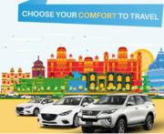 Affordable Taxi & Cab Service in Jaipur at Padharo