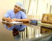 Get A Hair Transplant in Jaipur,  meet Dr. Buddhi Prakash Sharma.