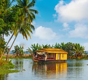 Backwaters,  Beaches & Hills of Kerala 4Days 3Nights