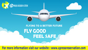 Best Price on Airlines Ticket Booking with Xpress Reservation