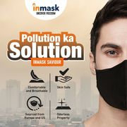 Buy a good quality cotton mask for men